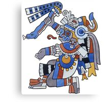 Tlaloc - He Who Makes Things Sprout Canvas Print