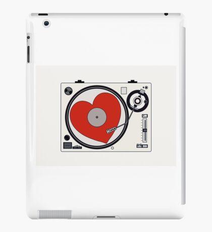 Retro Record Player iPad Case/Skin