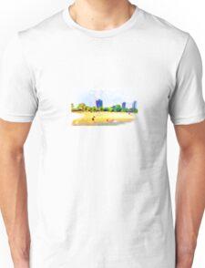 Playing on the Lake Unisex T-Shirt