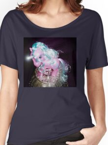 Diamond Dreams Mercedes MLP Unicorn Women's Relaxed Fit T-Shirt