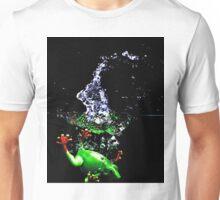 Frogger Splash Unisex T-Shirt