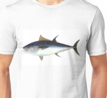 Bluefin Tuna Illustration Unisex T-Shirt