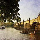 Charles Bridge by Astrid Ewing Photography