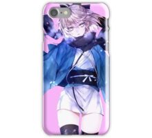 Saber Sakura iPhone Case/Skin