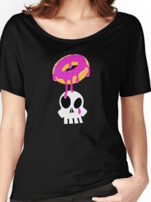 Donut Death Women's Relaxed Fit T-Shirt