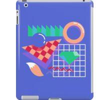 80's Sonic iPad Case/Skin