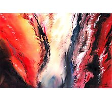 Abstract New Photographic Print