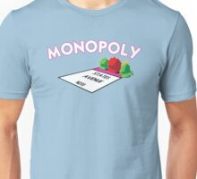 MONOPOLY - STATES AVENUE ON FIRE Unisex T-Shirt