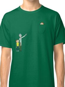 Pocket Morty Classic T-Shirt