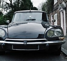 Citroen DS  by JEZ22
