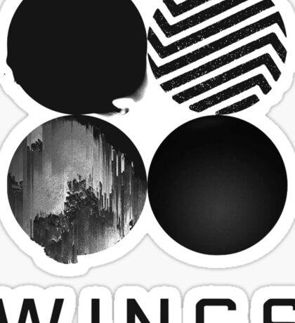 BTS - Wings Sticker
