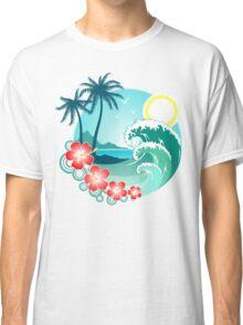 Hawaiian Island 2 Classic T-Shirt