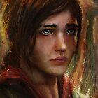 Ellie by nicolealesart