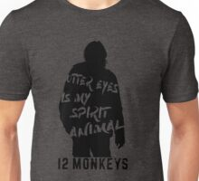 Otter eyes - 12 monkeys Unisex T-Shirt