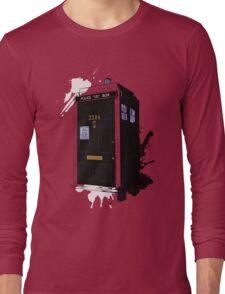 Dr Sherlock Who Long Sleeve T-Shirt