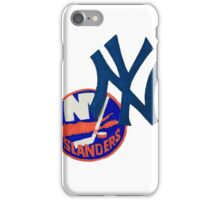islanders and yankees iPhone Case/Skin
