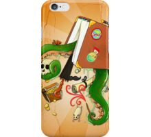 Reading Is Adventure iPhone Case/Skin