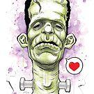 Frankenstein's Monster by Daniel Savoie