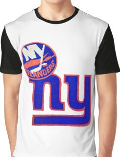 giants and islanders Graphic T-Shirt