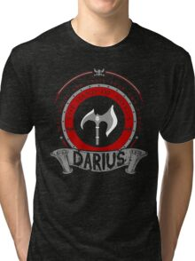 Darius - The Hand of Noxus Tri-blend T-Shirt