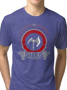 Darius - The Hand of Noxus Tri-blend T-Shirt