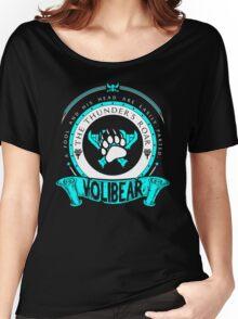 Volibear - The Thunder's Roar Women's Relaxed Fit T-Shirt