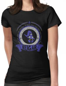 Veigar - The Tiny Master of Evil Womens Fitted T-Shirt