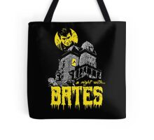 A night with Bates Tote Bag