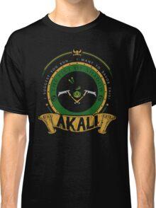 Akali - The Fist of Shadow  Classic T-Shirt
