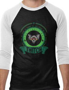 Twitch - The Plague Rat Men's Baseball ¾ T-Shirt