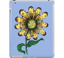 Flower Pouter iPad Case/Skin