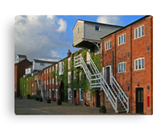 Snape Maltings Canvas Print