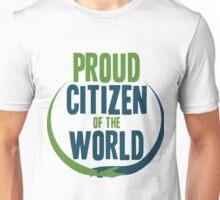 Proud Citizen of the World Unisex T-Shirt