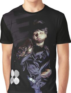 Suga - Wings Graphic T-Shirt