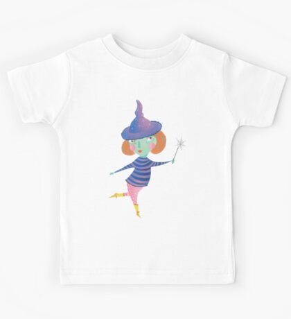 Hanky the witch Kids Tee