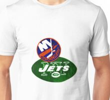 islanders and jets Unisex T-Shirt