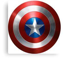 Marvel Captain America Shield  Canvas Print