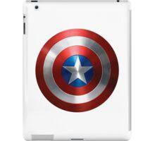 Marvel Captain America Shield  iPad Case/Skin