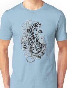 Panther - Black & White T-Shirt