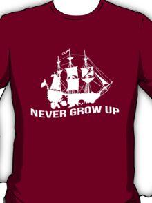 Peter Pan - Never grow up T-Shirt