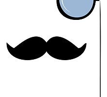 Monocle Man by cpotter