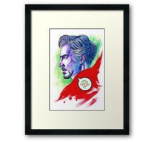 Stephen Strange Framed Print