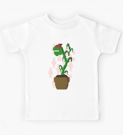 Potted Monster Plant Kids Tee