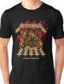 Metallica - Metal Slug  Unisex T-Shirt