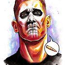 Punisher by Daniel Savoie