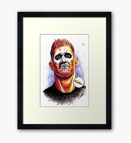 Punisher Framed Print