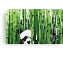 Peking Panda Canvas Print