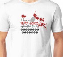 Browsing history Unisex T-Shirt