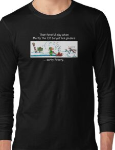 Morty and Frosty Long Sleeve T-Shirt