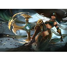 Sivir Skin / League Of Legends Photographic Print